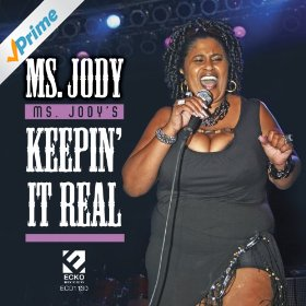 Ms Jody is in the house.