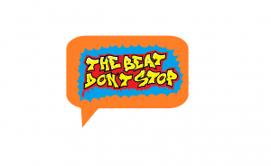 The Beat Dont Stop Logo2